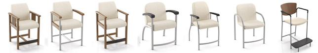 Easy Access Hip Chairs  sc 1 st  Spec Furniture & Specialty Healthcare | Spec Furniture
